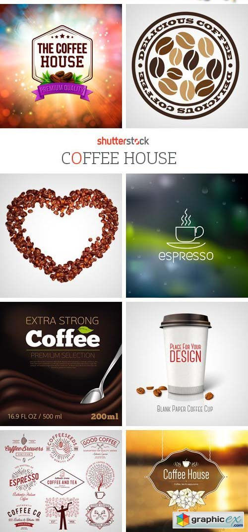 Amazing SS - Coffee House, 25xEPS