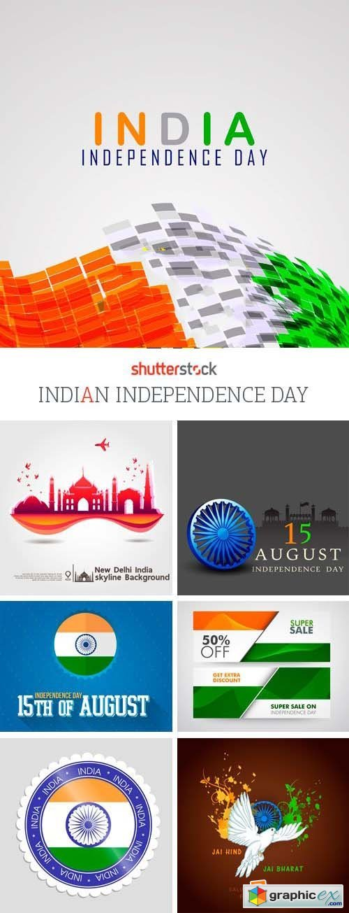 Amazing SS - Indian Independence Day, 20xEPS