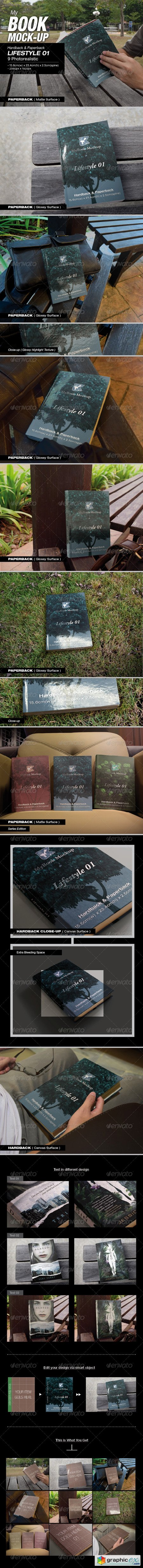 MyBook Mock-up - Lifestyle 01 8511725
