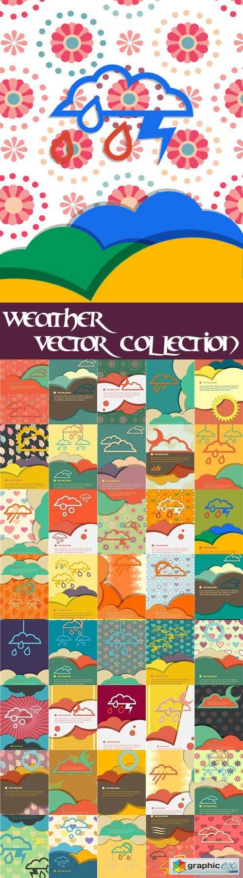 Weather Vector Collection