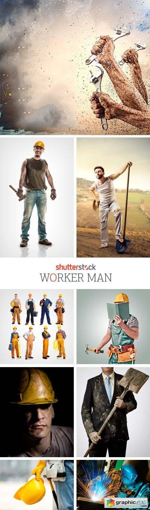 Amazing SS - Worker Man, 25xJPGs