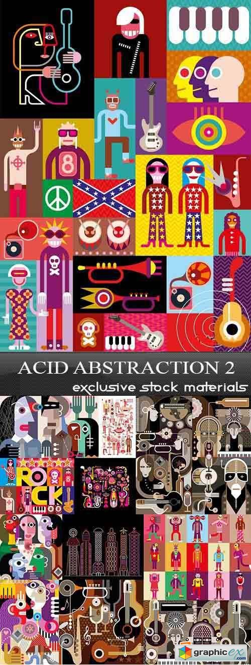 Acid Abstraction 2, 25xEPS