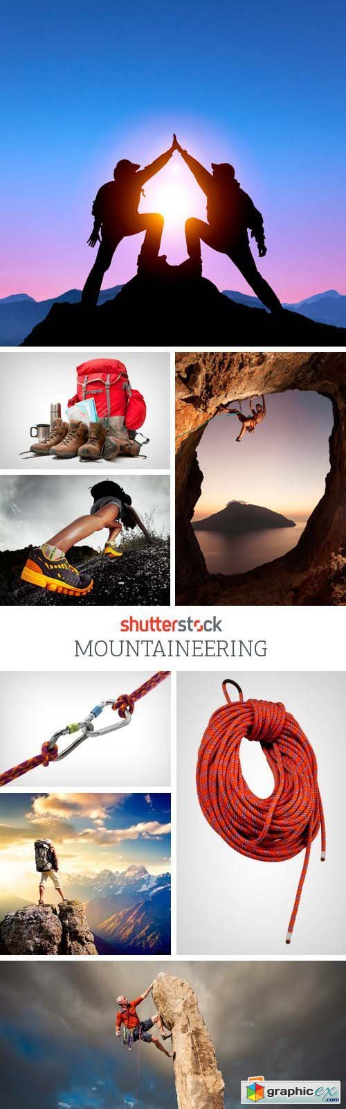 Amazing SS - Mountaineering, 25xJPGs