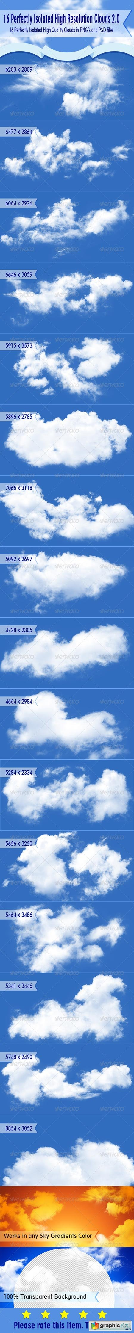 Isolated clouds 2.0 8276389