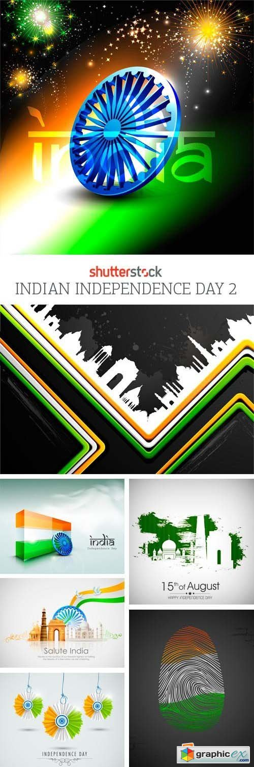 Amazing SS - Indian Independence Day 2, 25xEPS