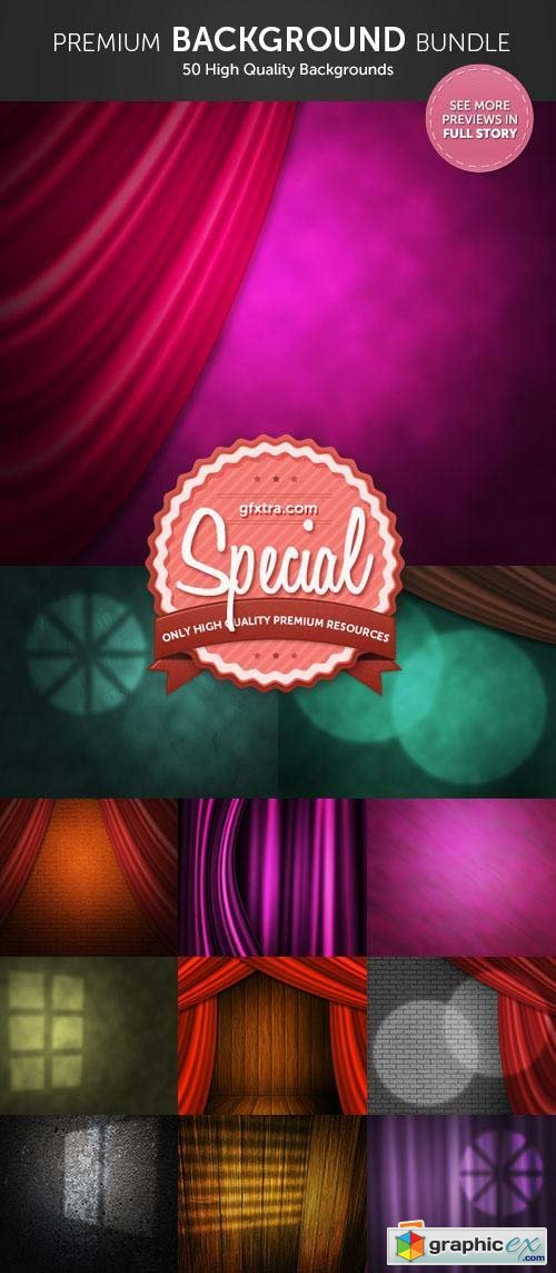 Premium Background Bundle #2