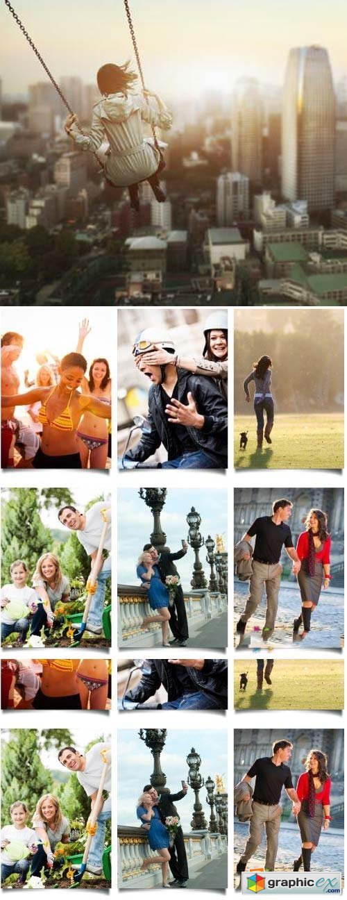 iStockPhoto - People and Life 46xJPG