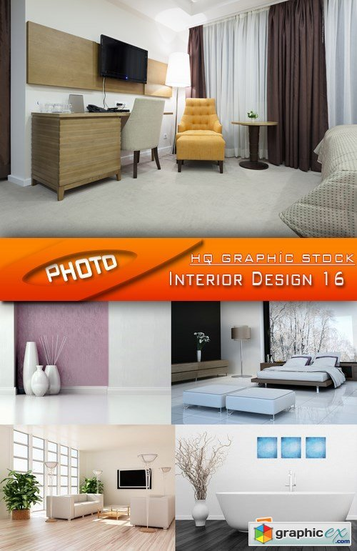 Stock Photo - Interior Design 16