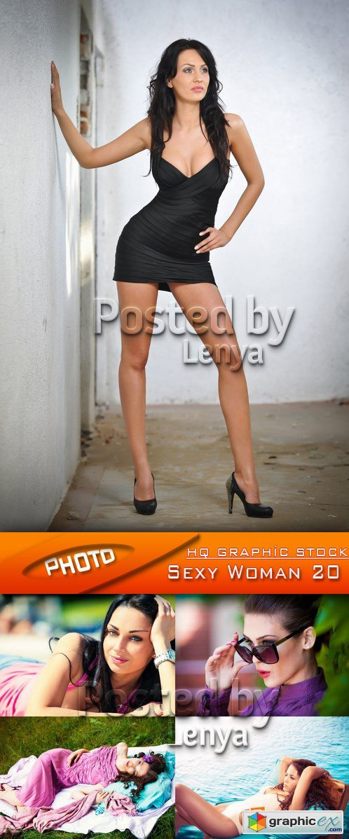 Stock Photo - Sexy Woman 20