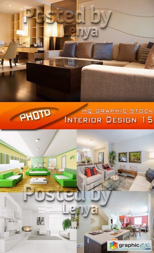 Stock Photo - Interior Design 15