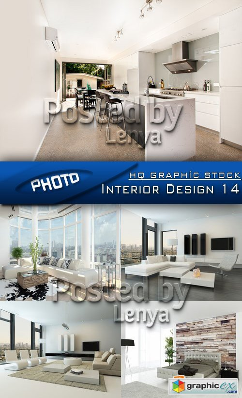 Stock Photo - Interior Design 14