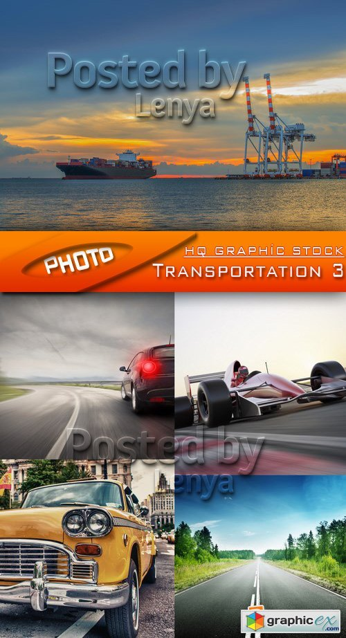Stock Photo - Transportation 3