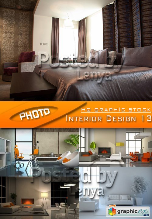 Stock Photo - Interior Design 13
