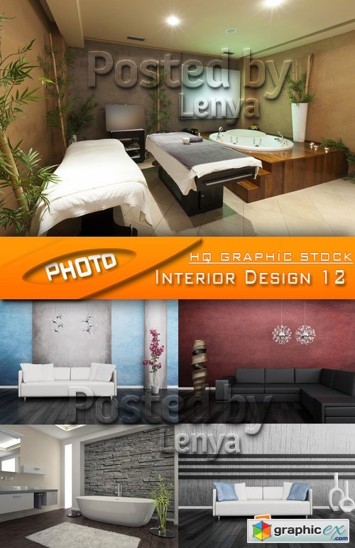Stock Photo - Interior Design 12
