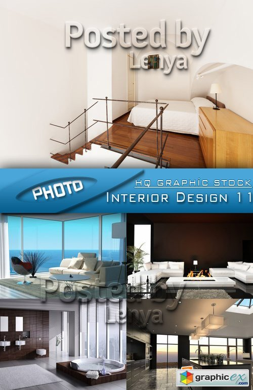 Stock Photo - Interior Design 11
