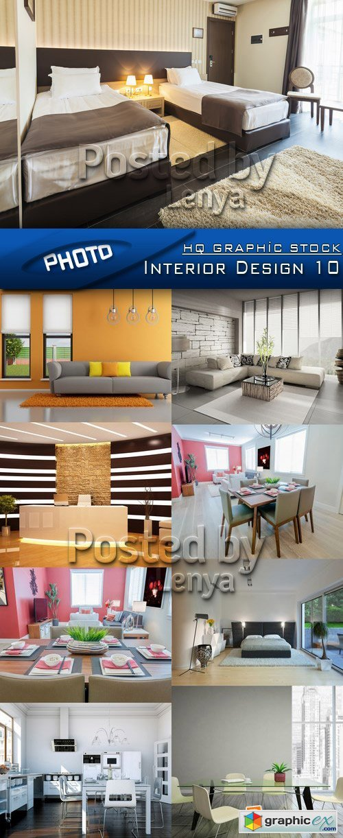 Stock Photo - Interior Design 10