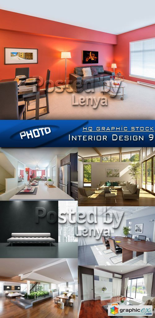 Stock Photo - Interior Design 9