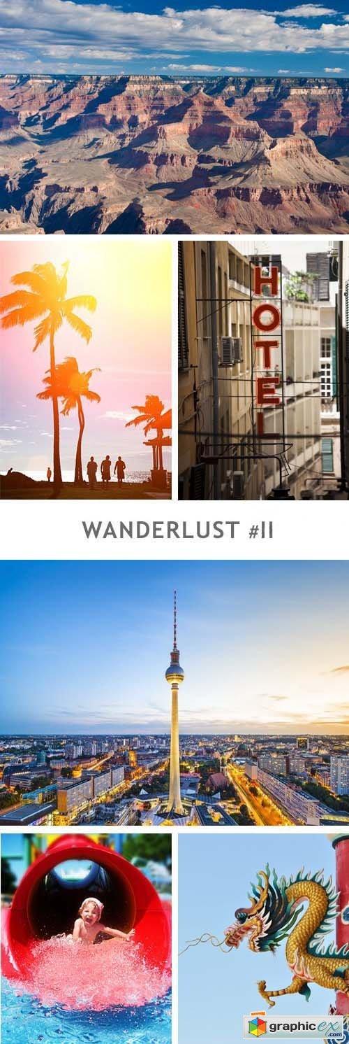 Wanderlust - 2 - 25xJPG