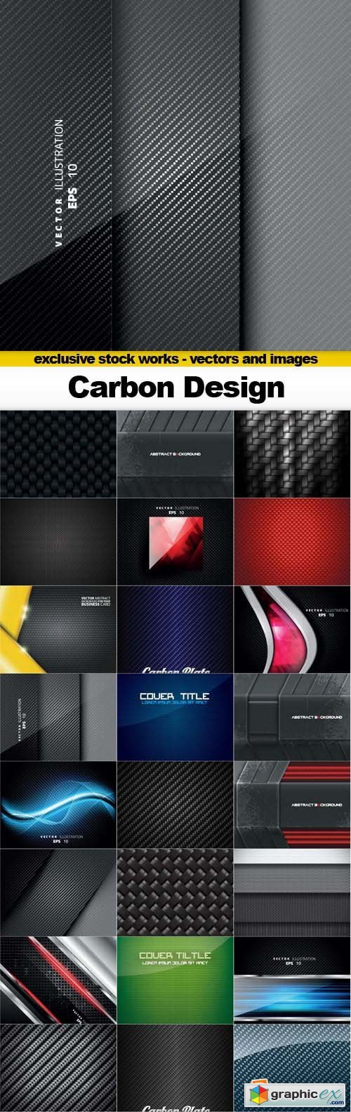Carbon Design - 24x EPS