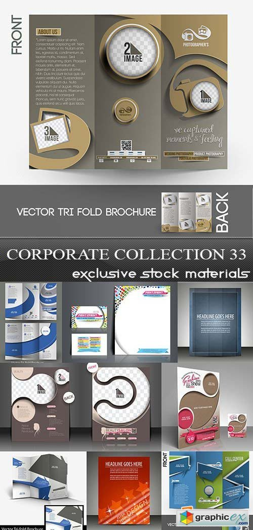 Corporate Collection 33, 25xEPS