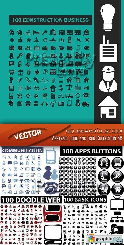 Abstract Logo and Icon Collection 58