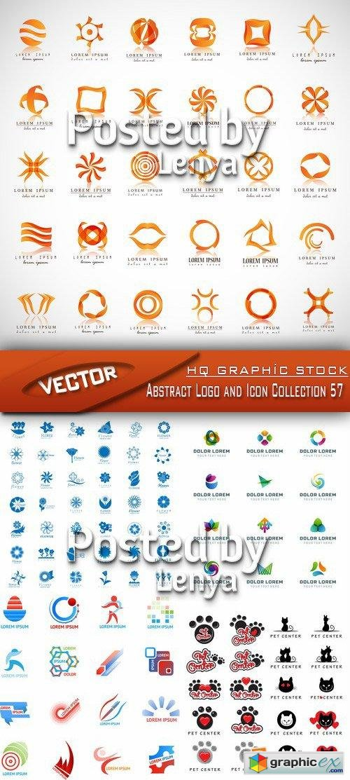 Abstract Logo and Icon Collection 57