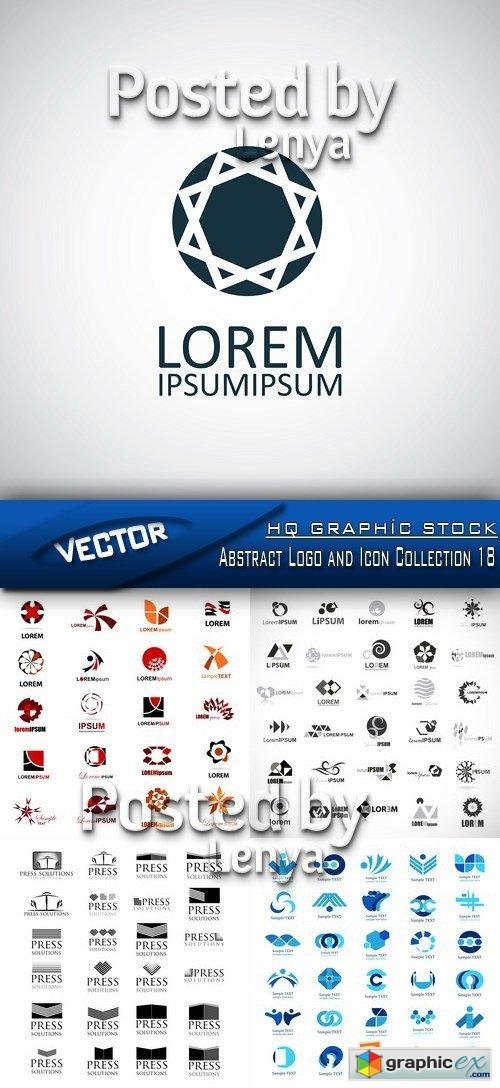 Abstract Logo and Icon Collection 18