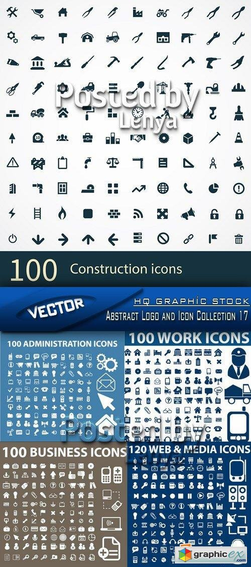 Abstract Logo and Icon Collection 17