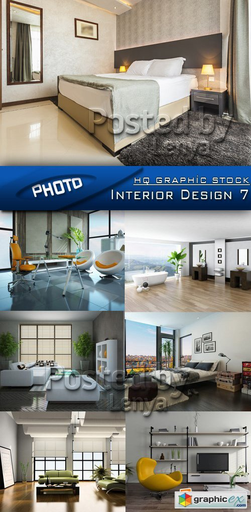 Stock Photo - Interior Design 7