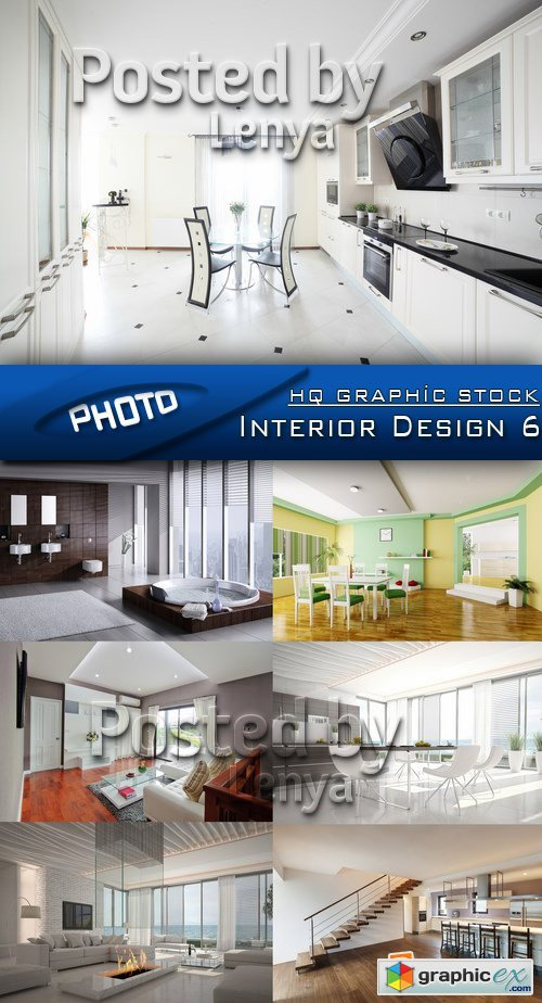 Stock Photo - Interior Design 6