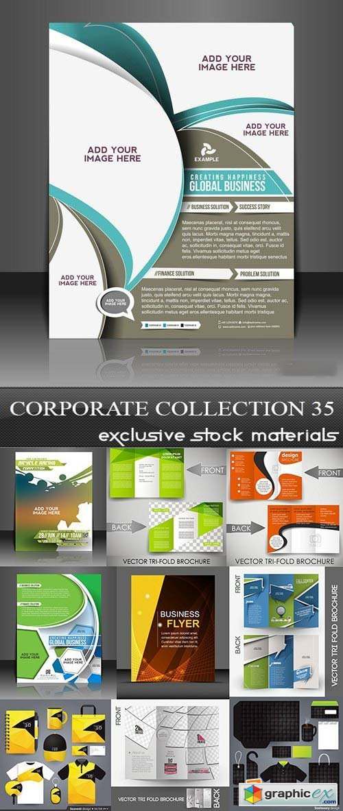 Corporate Collection 35, 25xEPS