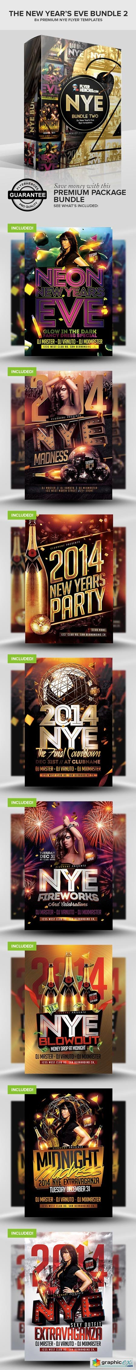 FlyerHeroes The New Year�s Eve Bundle 2