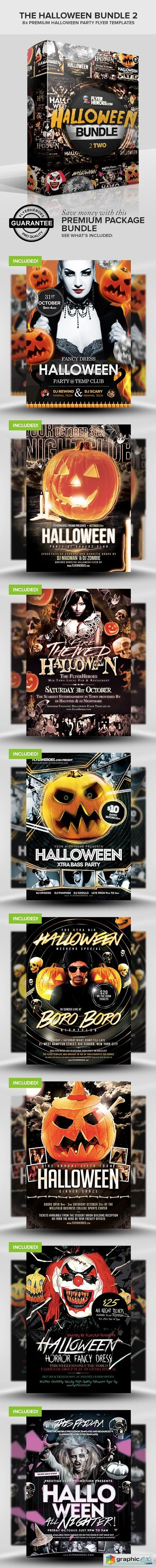 FlyerHeroes The Halloween Bundle 2