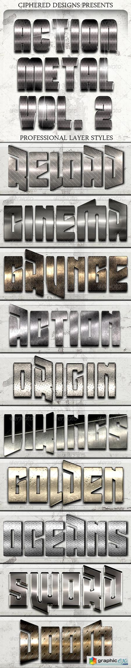 Action Metal 02 - Pro Text Effects 8547198