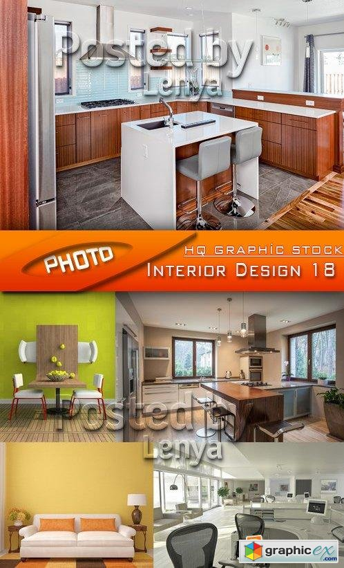 Stock Photo - Interior Design 18