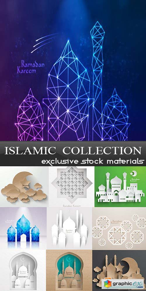 Islamic Collection, 25xEPS