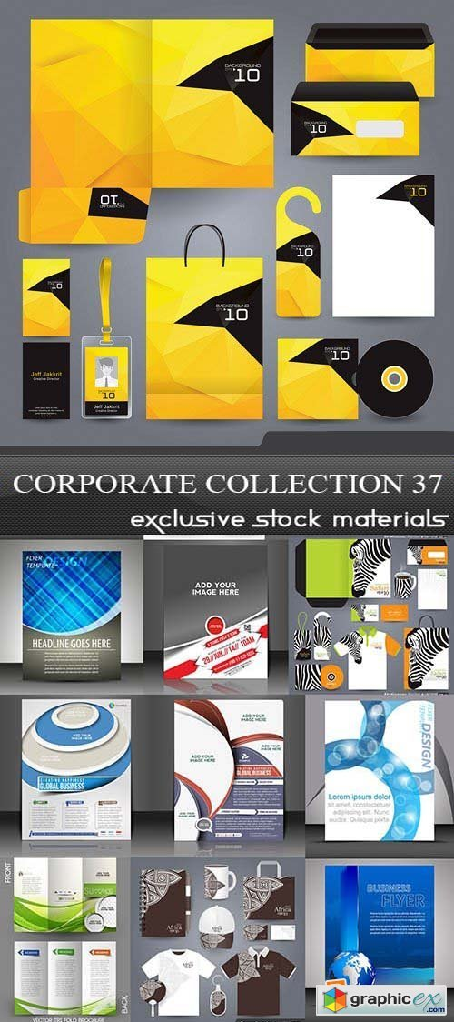 Corporate Collection 37, 25xEPS