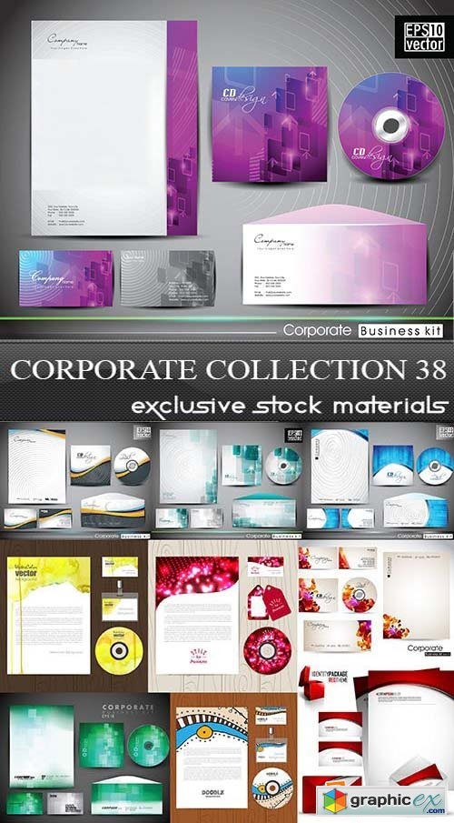 Corporate Collection 38, 25xEPS