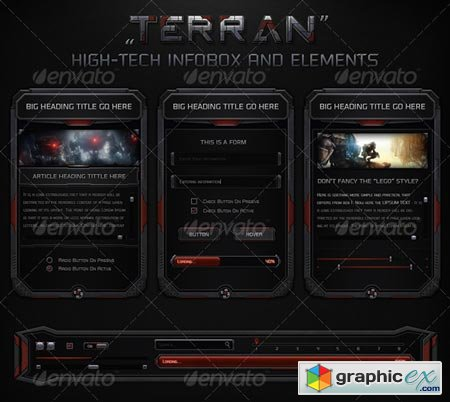 Terran High-Tech Information Box 7533982
