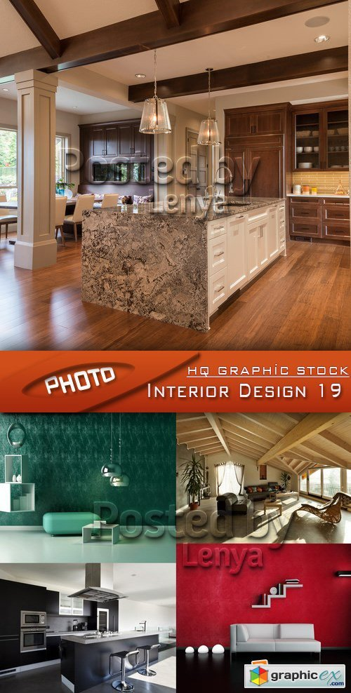 Stock Photo - Interior Design 19
