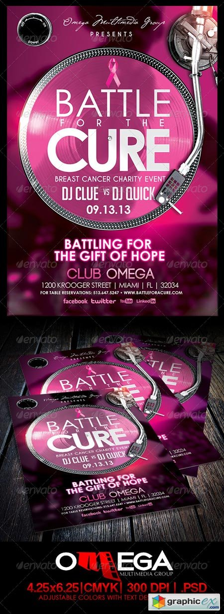 Battle for a Cure 5507474