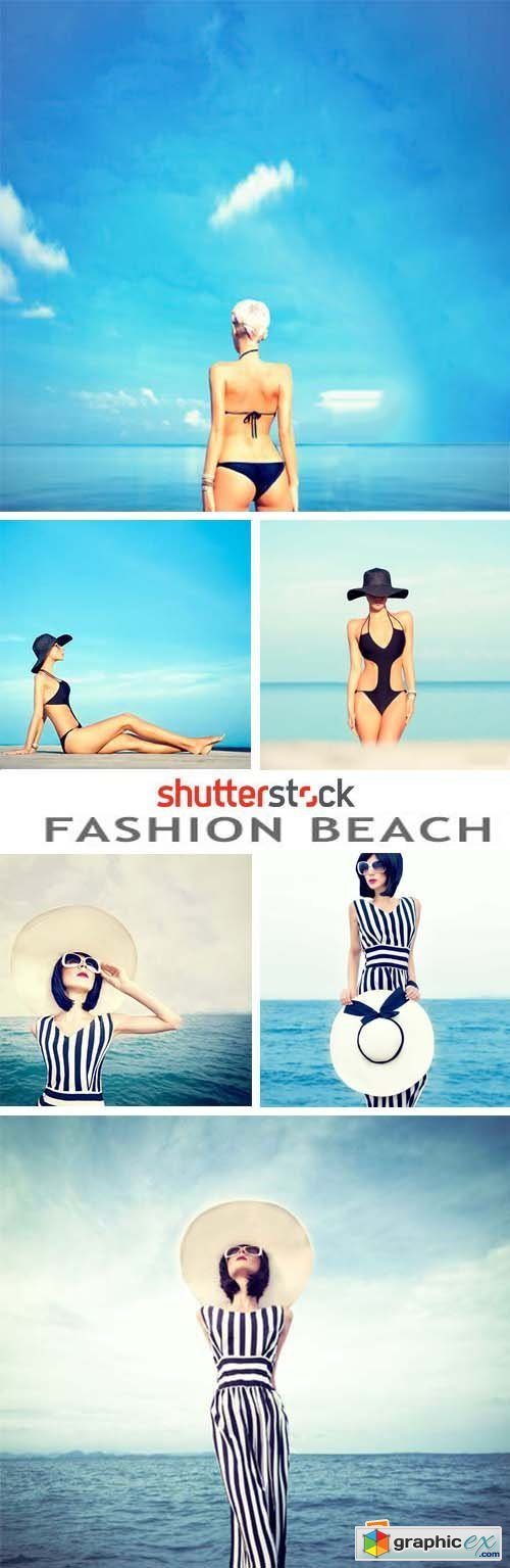 Fashion Beach Vacation - 25xJPG