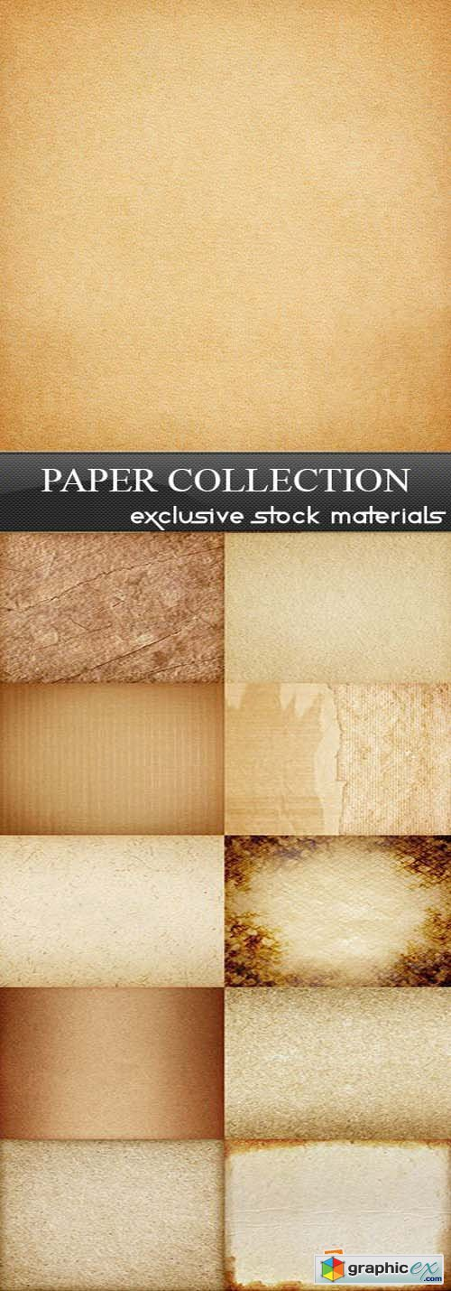 Paper Collection, 25xUHQ JPEG