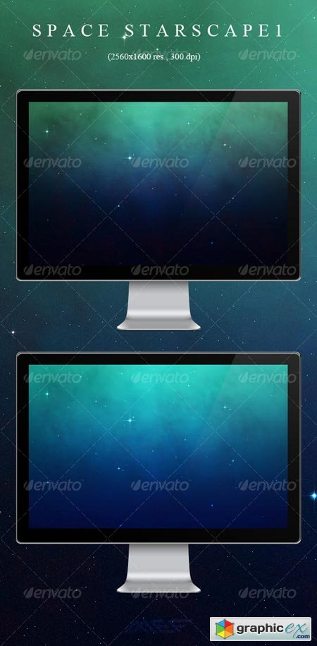 Space Starscape Backgrounds 1 107346