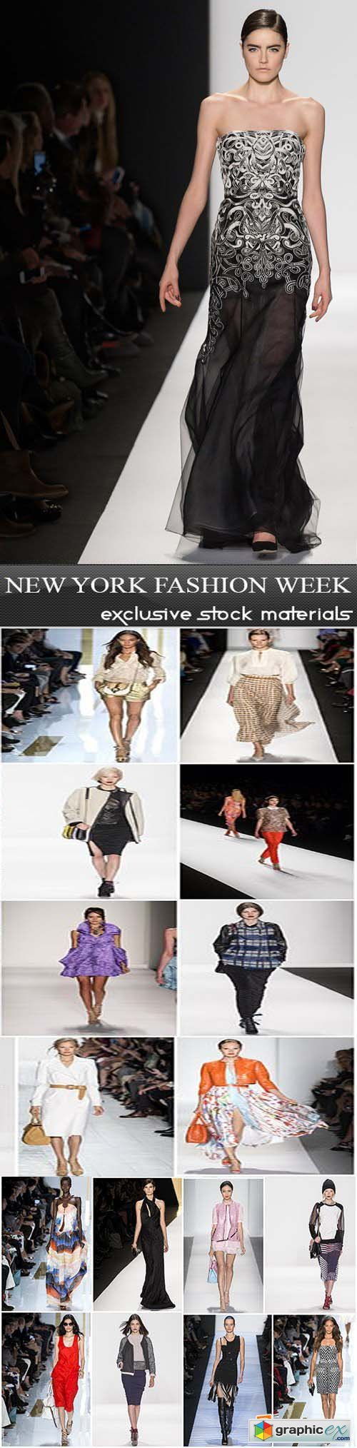 7th on the Sixth - New York Fashion Week, 25xUHQ JPEG