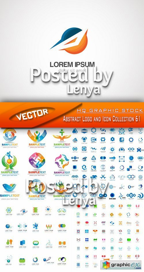 Abstract Logo and Icon Collection 61