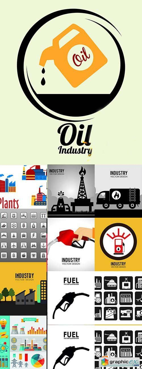 Industry Icon & Logo