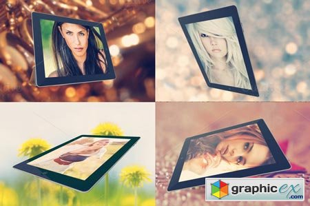 10 Beautiful Ipad Mockups 26677