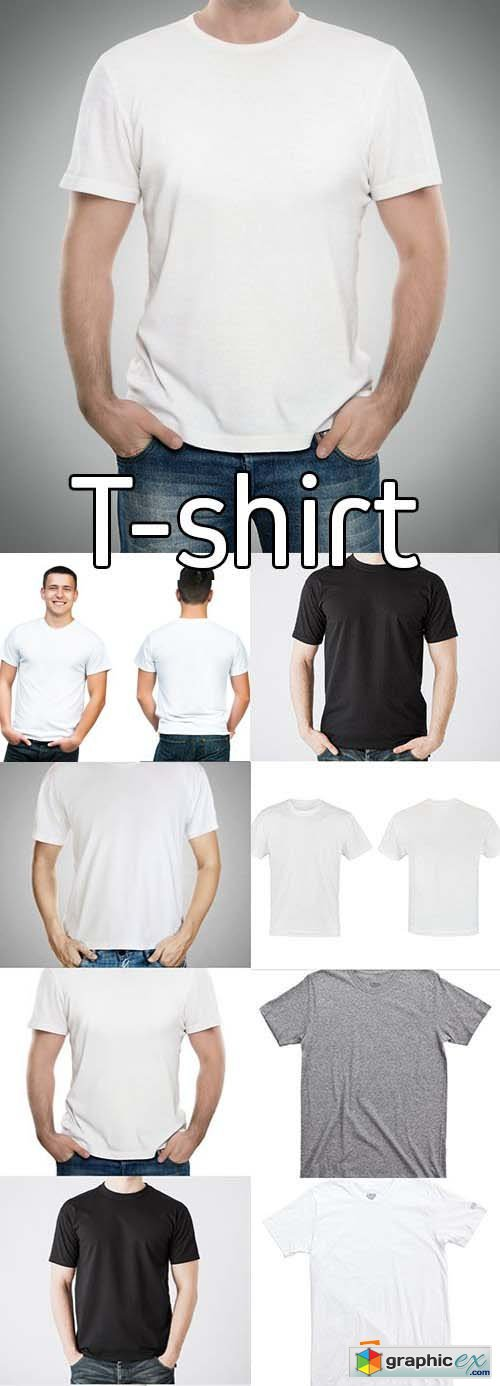 Stock Photos - T-shirt