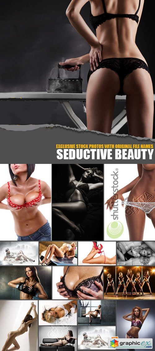 Seductive Beauty 25xJPG